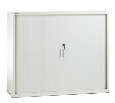 Low Storage Cabinet With Doors Low Height Metal Tambour Door Storage Stationery Cabinet Metal Storage Solutions