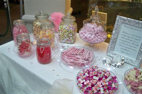 My Big Day In Preperation Candy Buffet