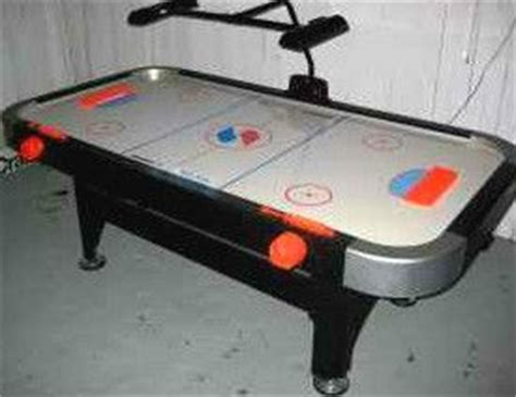 sportcraft air hockey table with black light sportcraft table on popscreen