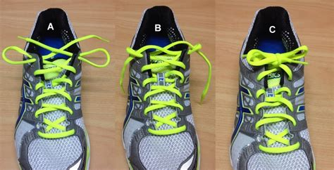 how to tie sport shoes how to lace lock or heel lock running shoes spyhollywood