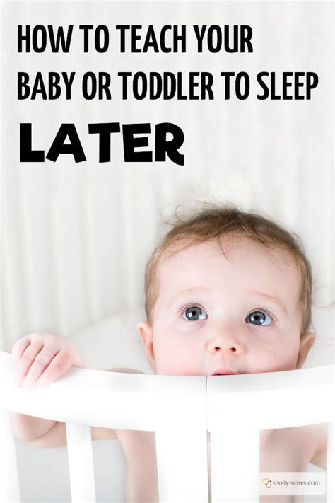 How To Teach Your To Stay The by Baby Sleep Guide Early Waking