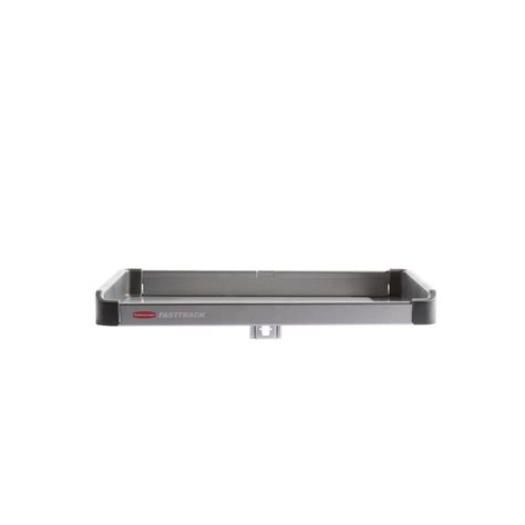 rubbermaid fasttrack 15 3 in w x 9 4 in d small metal