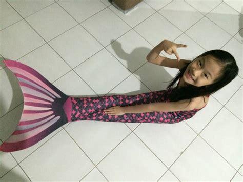 Jual Sepatu Kets Anak Pink Gliter Sepatu Anak Murah jual kostum mermaid putri duyung renang anak size m 5 7th