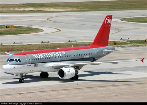 n348nb airbus a319 114 northwest airlines nathan zalcman jetphotos