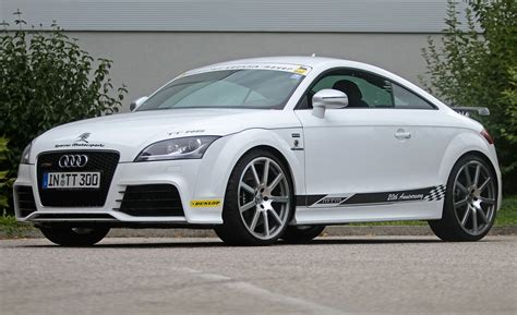 Mtm Audi Tt Rs by Mtm Tweaked Audi Tt Rs Hits 194 Mph In Italy Car And