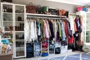 Ikea billy boocase contemporary closet song of style