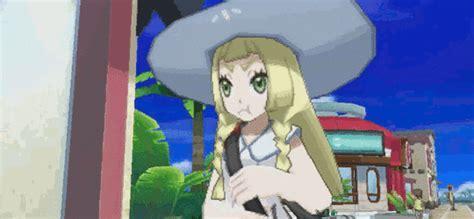 Lillie   Pokémon Sun and Moon   Know Your Meme