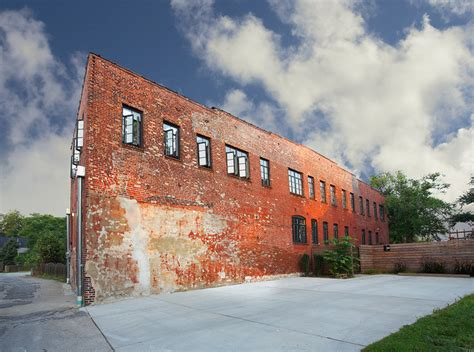 home design studio durham soulard loft apartment industrial exterior st louis