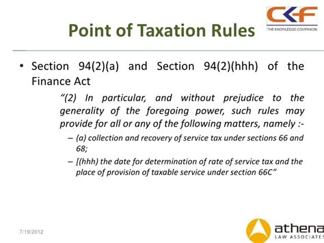 section 94 7 of income tax act changes in cenvat rules and pot rules mr puneet agrawal