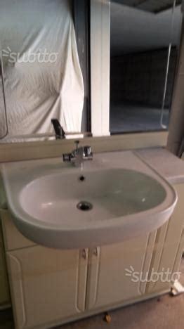 vendo mobile bagno mobile sottolavabo posot class