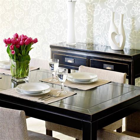 black lacquer dining room furniture black lacquer extending dining table dining tables
