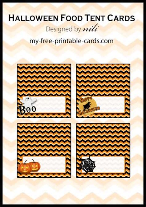 how to make food tent cards 7 best images of free printable food tents free