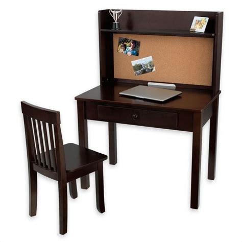 Kidkraft Pinboard Desk by Kidkraft Pinboard Desk And Chair Set 27150
