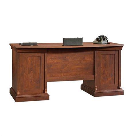 Computer Executive Desk by Sauder Arbor Gate Executive Computer Desk