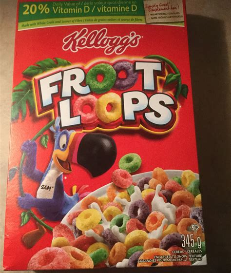 fruit loops cereal kellogg s froot loops reviews in cereal chickadvisor