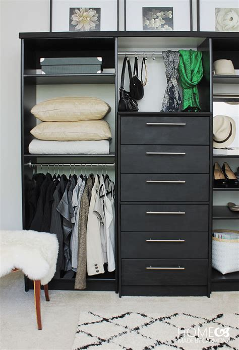 closet drawers ikea 10 built in ikea hacks to make your jaw drop hither