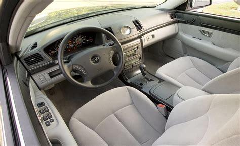 Kia Amanti Interior Car And Driver