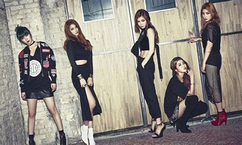 4minute Is Bold And Sexy For Quot Cosmopolitan Quot | 4minute is bold and sexy for quot cosmopolitan quot