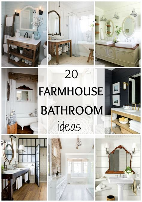 Hgtv Home Design Youtube 20 Best Farmhouse Bathrooms To Get That Fixer Upper Style