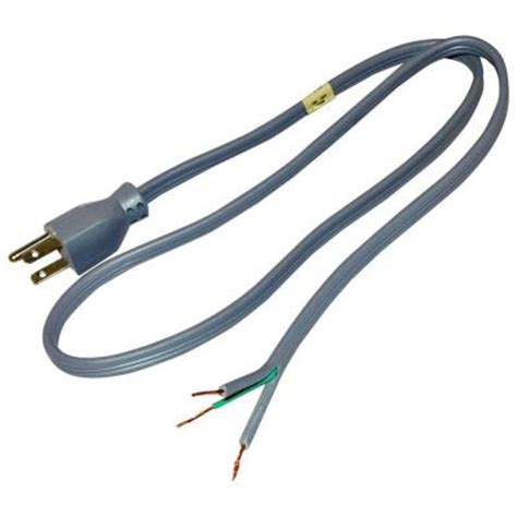whirlpool disposer power cord 4396283 the home depot