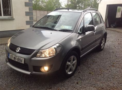 auto body repair training 2007 suzuki sx4 parking system 2007 suzuki sx4 4wd for sale in athlone westmeath from merry3