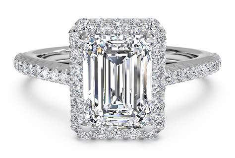 4 vintage inspired emerald cut engagement rings ritani