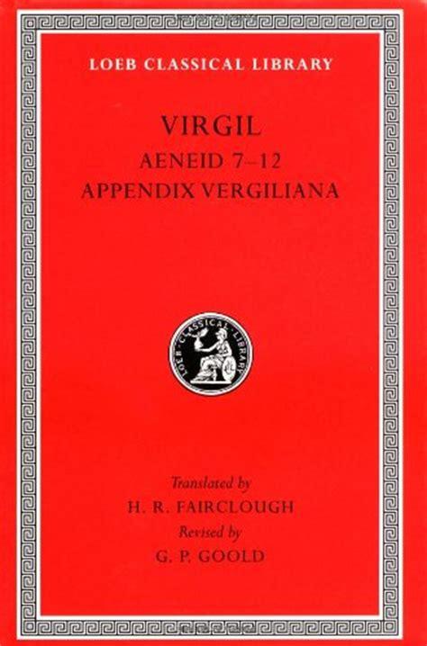aeneid ix classic reprint books mini store gradesaver