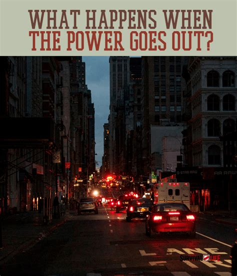 emergency lights when power goes out power outage what happens when power goes out survival