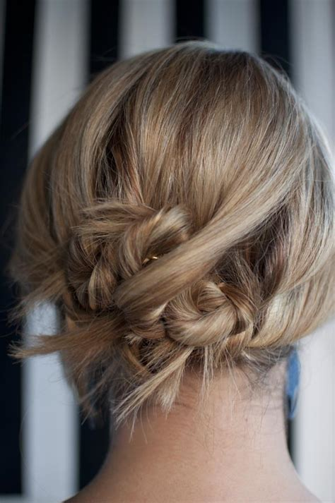 Twist And Pin Hairstyle by Twist Pin Hairstyle Inspiration Hair