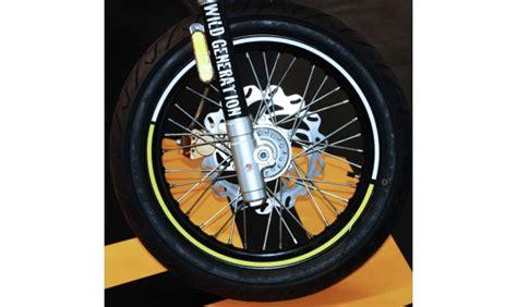 Felgenrandaufkleber Motorrad Wei by Felgenrandaufkleber 20 Bis 23 Zoll Enduro Vollcross
