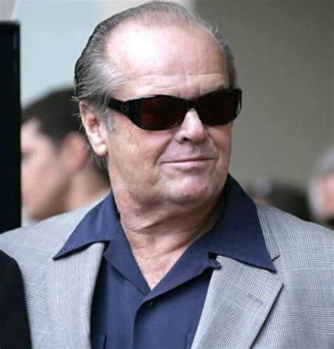 Jack Nicholson Hairstyle Hair Styles | 20 classy older men hairstyles to rejuvenate youth 2018
