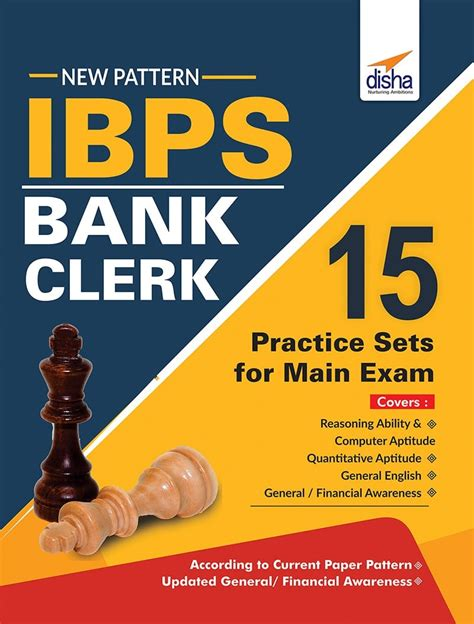 english pattern for ibps clerk new pattern ibps bank clerk 15 practice sets for main exam