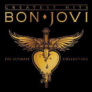bon jovi greatest hits cd bon jovi quot the ultimate collection quot large album pic