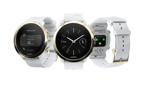 Smartwatch Suunto suunto 3 fitness smartwatch unveiled with rate
