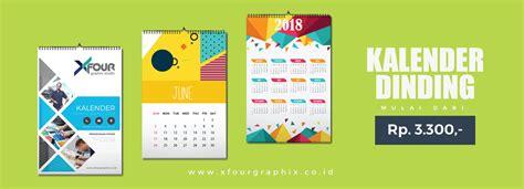 desain kalender dinding 2018 produk arsip page 2 of 3 cetak online