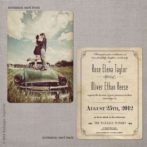 vintage invitations best 25 vintage invitation inspiration ideas on