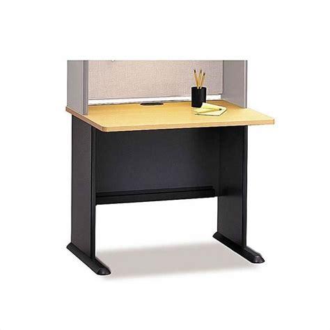 Beech Corner Computer Desk Bush Business Series A 4 Corner Computer Desk Set In Beech Bsa004 143