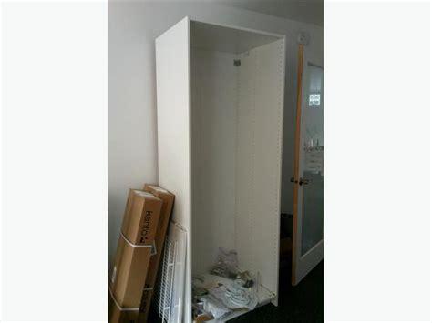 used ikea pax wardrobe pax wardrobe frame from ikea city