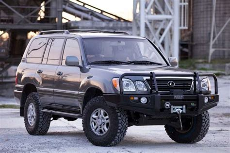 lifted lexus 2003 lexus lx470 w new ironman lift and bumper yelp