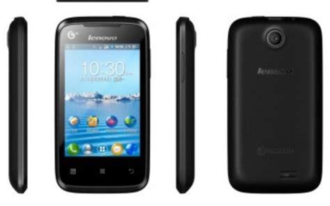 Hp Lenovo Yg Murah lenovo a208 spesifikasi hp android 3g murah harga 600 ribuan