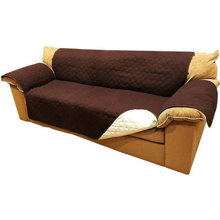 110 Inch Sofa by Aleko Psc03br 110 X 71 Inches Pet Sofa Slipcover Spill