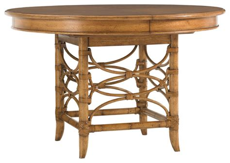 tropical dining tables house coconut grove dining table 540 870c