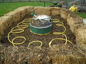 How To Make A Compost Pile In Your Backyard The Methane Midden Heat Energy With Compost By Robert