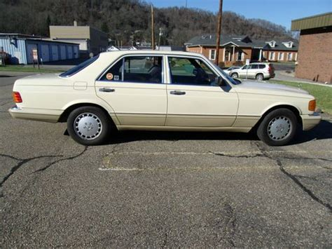 how can i learn about cars 1990 mercedes benz w201 engine control purchase used 1990 mercedes benz 300se in wheeling west virginia united states for us 3 500 00