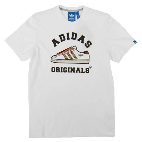 Tshirt Adidas Cloth adidas originals camo t shirt white mens t shirts from