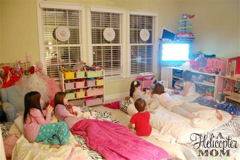 Sleepover Decorations by Sleepover Crafts And Activities