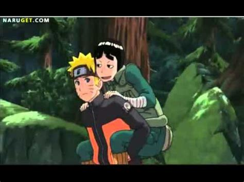 film naruto rock lee hilarious rock lee moment from the first naruto shippuden