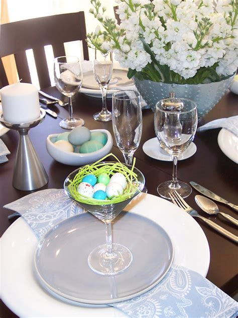 Easter Table Settings by 40 Easter Table D 233 Cor Ideas To Make This Family