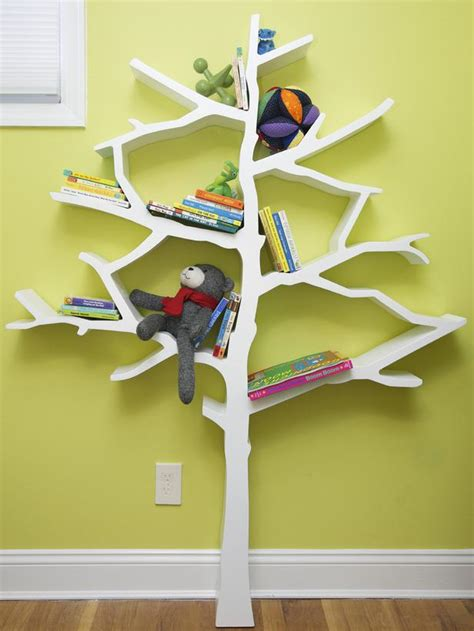 pictures of tree bookcases filled tktb