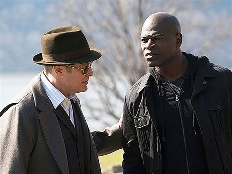 james spader red reddington james spader as raymond quot red quot reddington and hisham